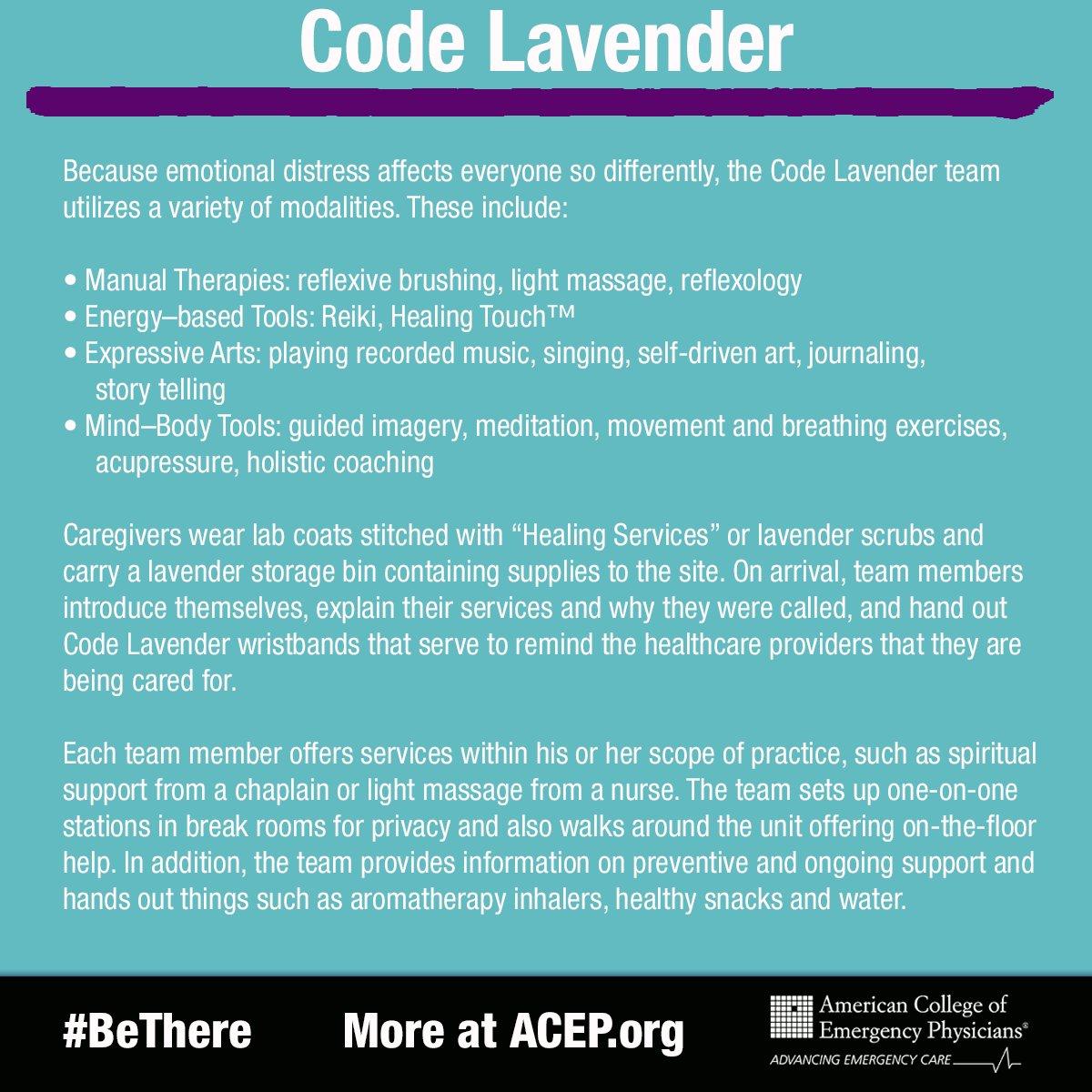 Acep Members On Twitter Codelavender Can Help