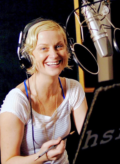 """People are their most beautiful when they are laughing.\""    Happy birthday, Amy Poehler."