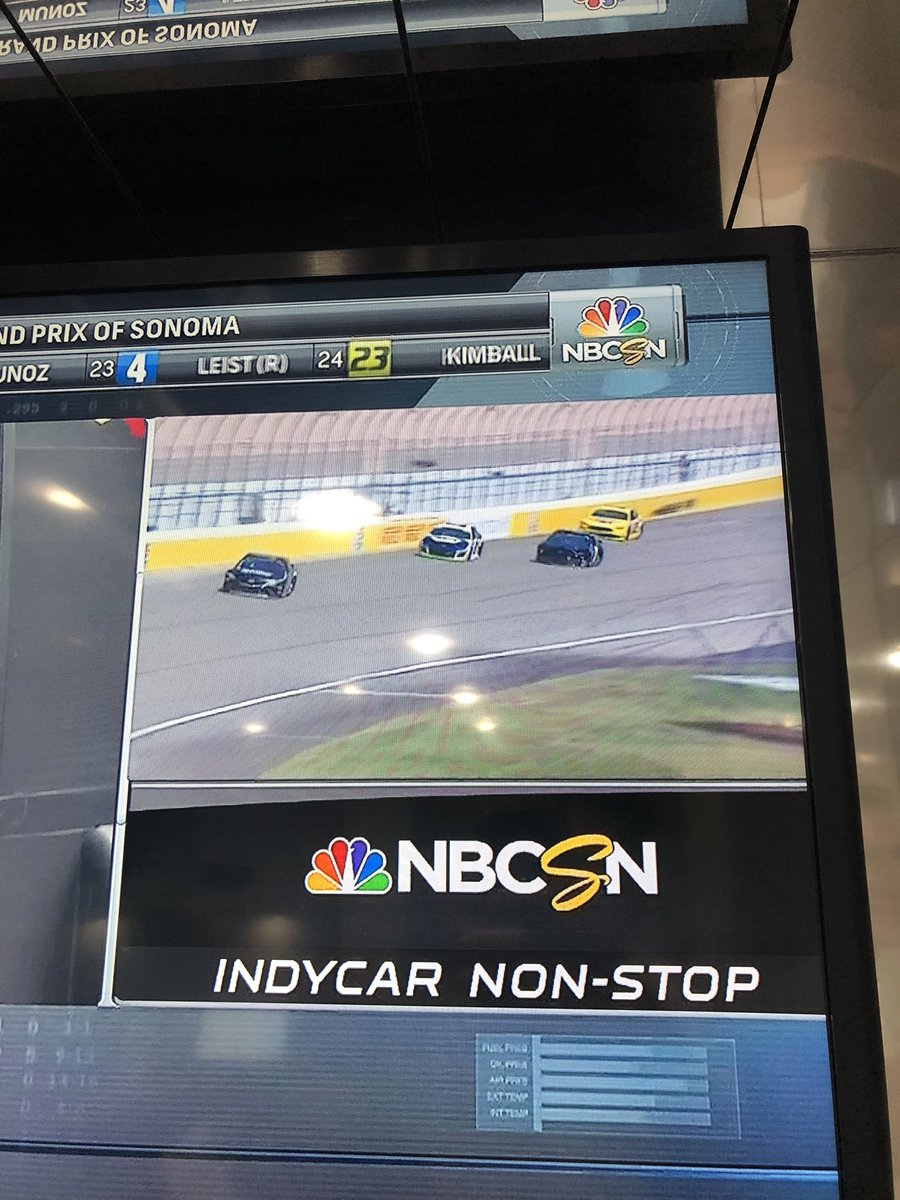 Am I missing the race?