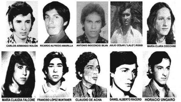 A 42 años de #LaNocheDeLosLápices, recordamos y apoyamos a lxs jóvenexs que se alzan contra la injusticia y que hoy como ayer defienden los derechos amenazados y luchan por los derechos que todavía faltan. Foto