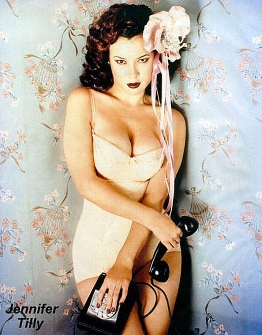 Happy Birthday Jennifer Tilly!