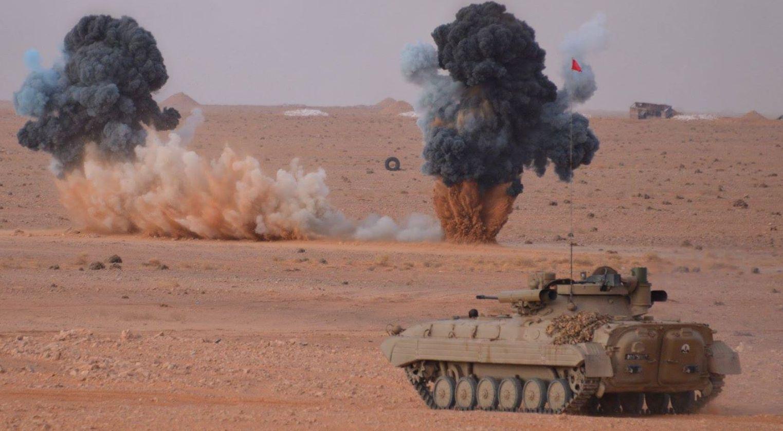 مضادات الدروع العاملة في الجيش الجزائري DnPhvUsW4AEr7SO