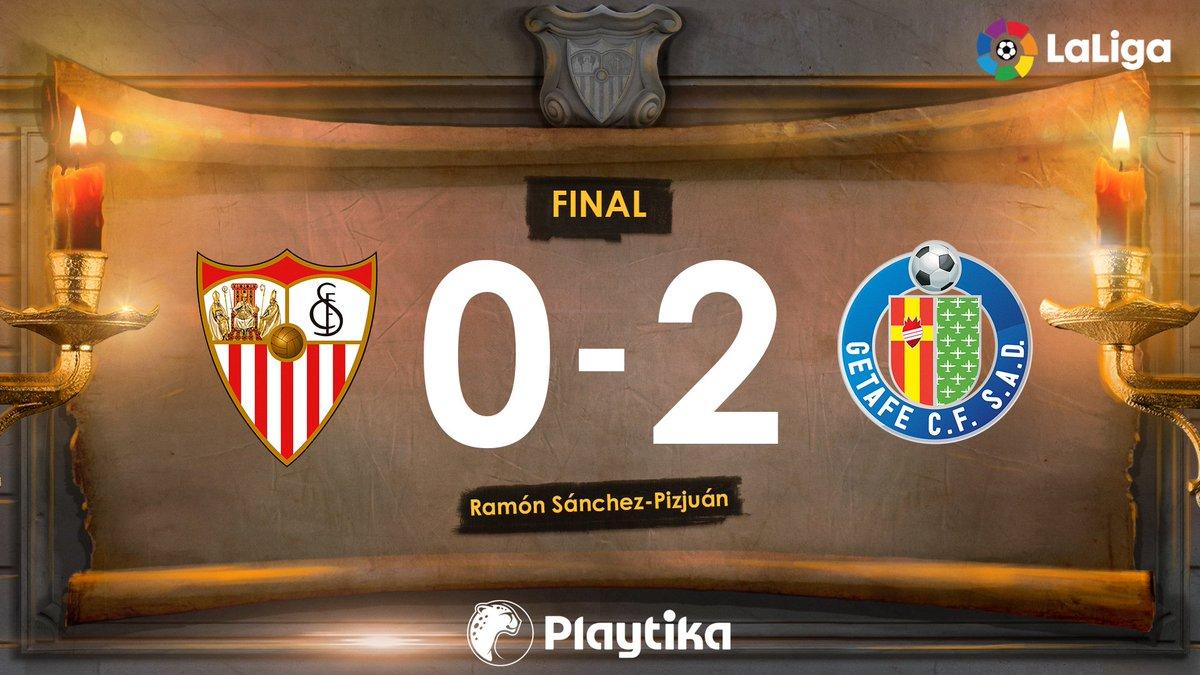 FC Séville-Getafe