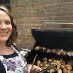 Got the grill fired up! Ready for our #QuaveLab + @EmoryHerbarium team fall BBQ!