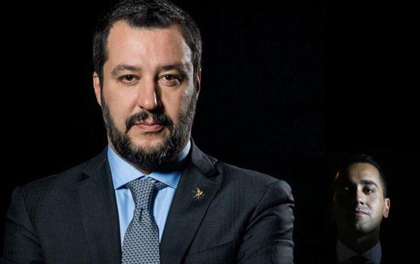 All'ombra di #Salvini, l'ultimo sole del #MovimentoCinqueStelle http://dlvr.it/QkPPQl  - Ukustom
