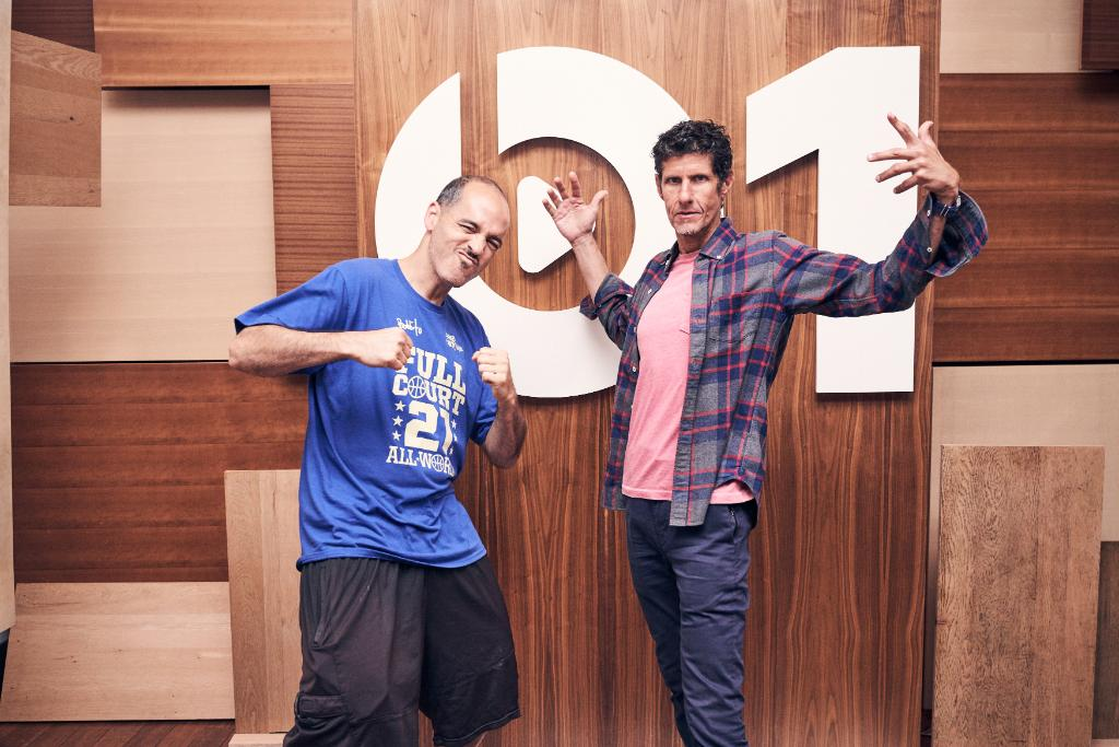 Mike D welcomes NYC icon @koolboblove to #TheEchoChamber on @Beats1 to talk hip hop, sneakers and more. Listen here: apple.co/MikeD