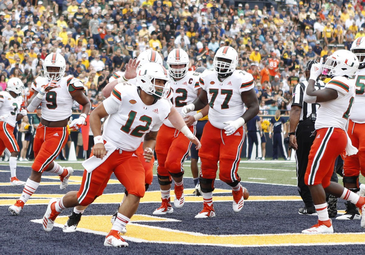 Stateoftheu Com On Twitter Canes Open As Huge Betting Favorites