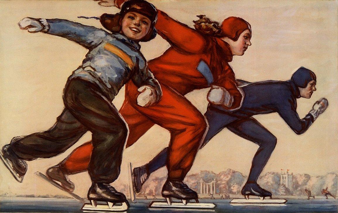 Открытки пропаганда, открытка февраля прикольные