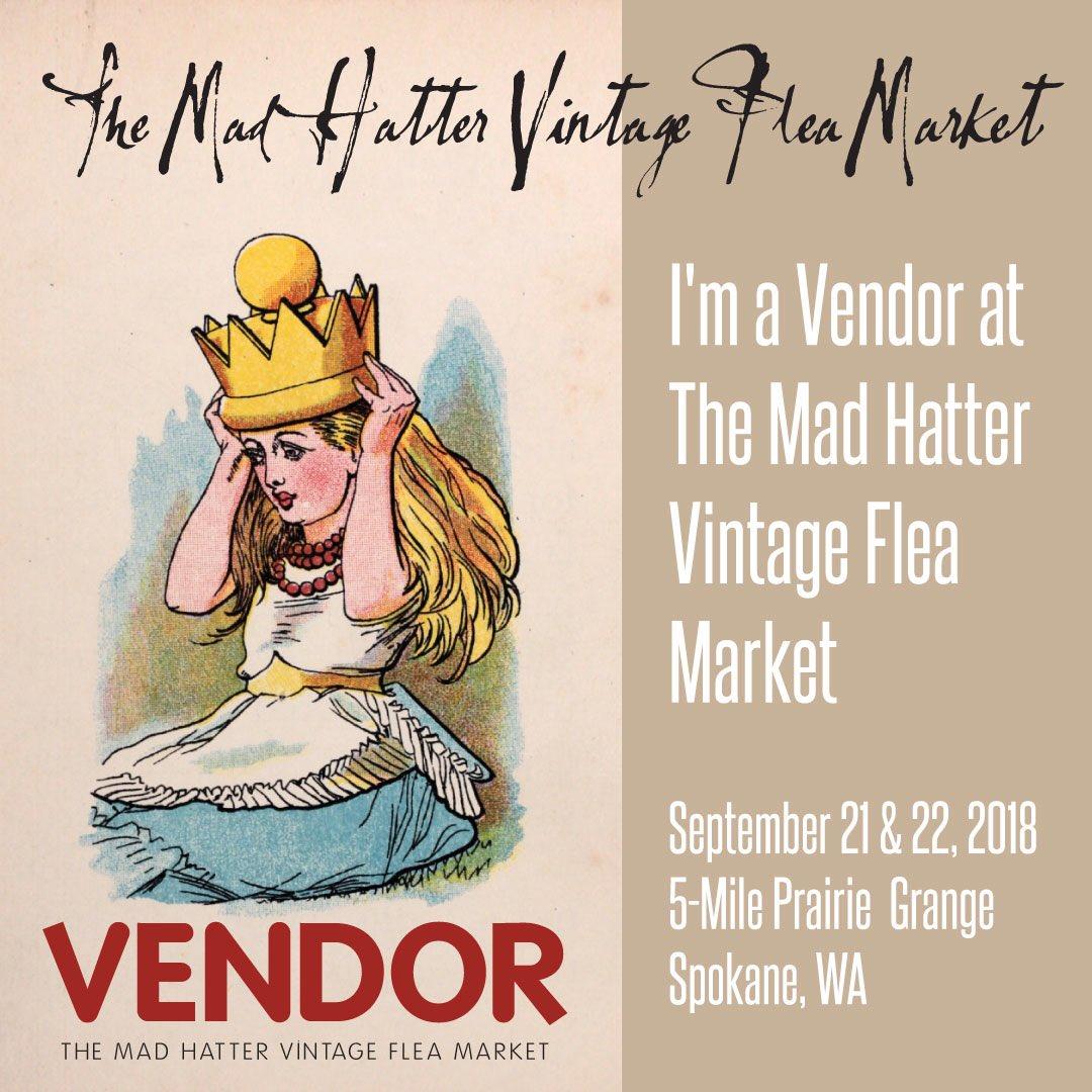 Mad Hatter Market ( GladyshMad)  bbb101f18317