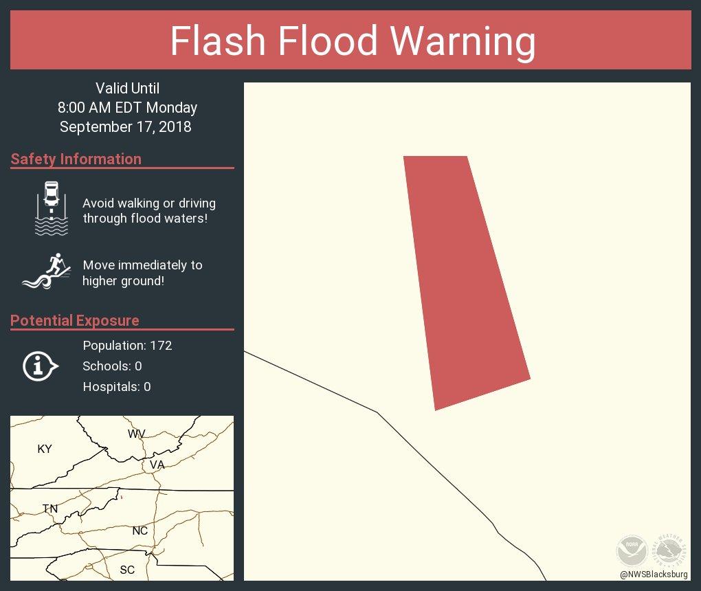 Creston Nc Map.Nws Blacksburg On Twitter 809 Pm Sunday The Headwaters Dam In
