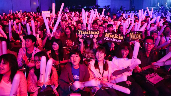 On a dramatic final day at the #OWWC2018 Bangkok Group Stage, China and .@AUSWC2018 booked their tickets to #BlizzCon, and @Overwatch_Thai snagged a win for the local fans. Photo
