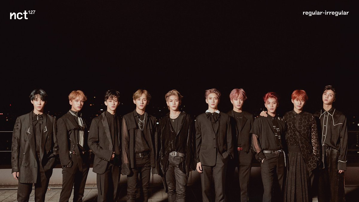 #NCT127 is coming back in October with their first full-length album 'NCT#127 Regular-Irregular' and JUNGWOO is joining the team!     💿'NCT#127 Regular-Irregular' Album Release: 2018.10.12  📢'NCT#127 #Regular_Irregular' Pre-order: 2018.09.18   #NCT127_Regular_Irregular_#NCTRegular_Irregular