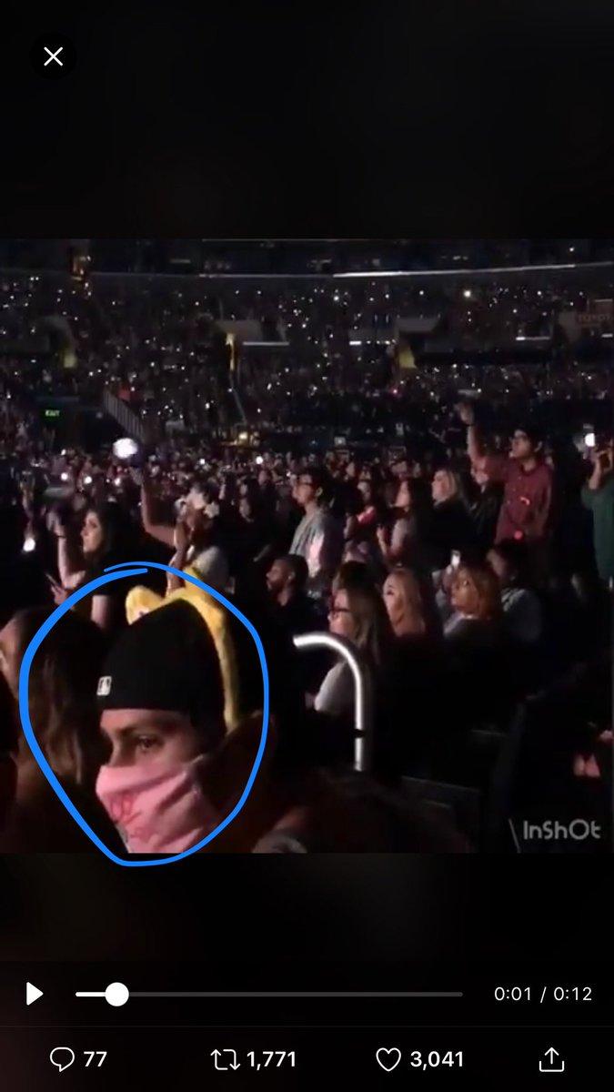 Dylan O'Brien diduga ada dalam konser KPop BTS