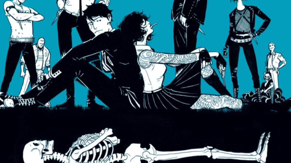 Everything you need to know about #DeadlyClass before it premieres on SYFY in 2019: https://t.co/uUNWurkB1N https://t.co/NPkXdw4kLT