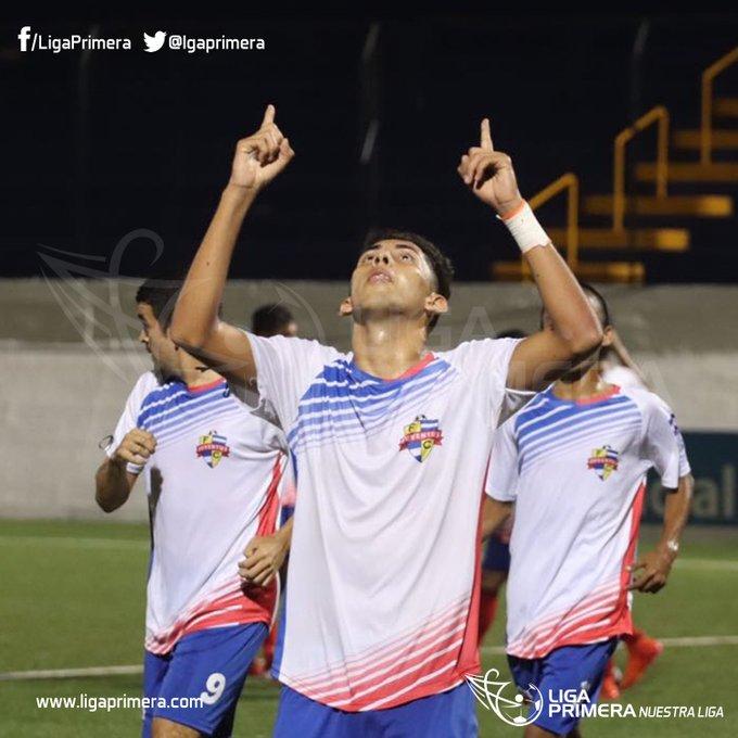 / GOL JUVENTUS FC / / MIN. 60 / #7 Allan Mercado Juventus FC 1-0 CD Ocotal Más Detalles: #Apertura2018 Photo