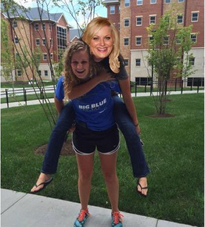 Happy Birthday Amy Poehler! Thanks for further solidying our friendship!