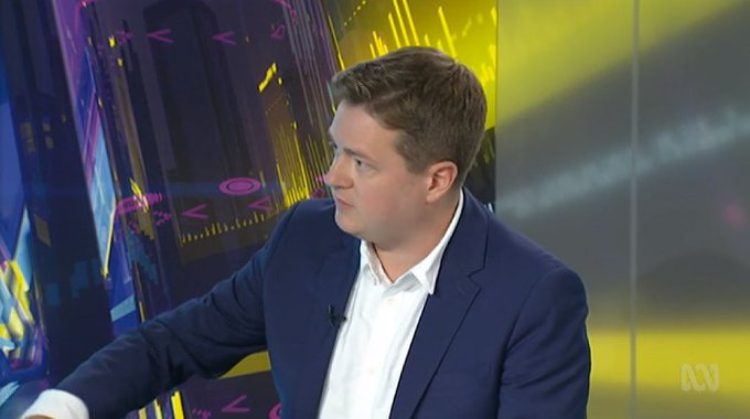 """""""For your Premier to say there is no such thing as a safe drug. There is no such thing as a safe car! Those people who died at that festival would be alive now if there was pill testing."""" @johannhari101 on pill testing #auspol #TheDrum Photo"""