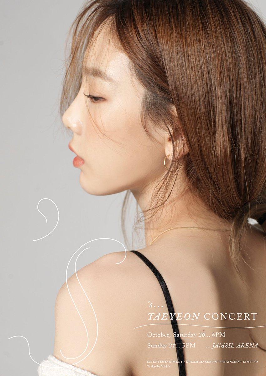 [情報] 太妍個人演唱會《's...》