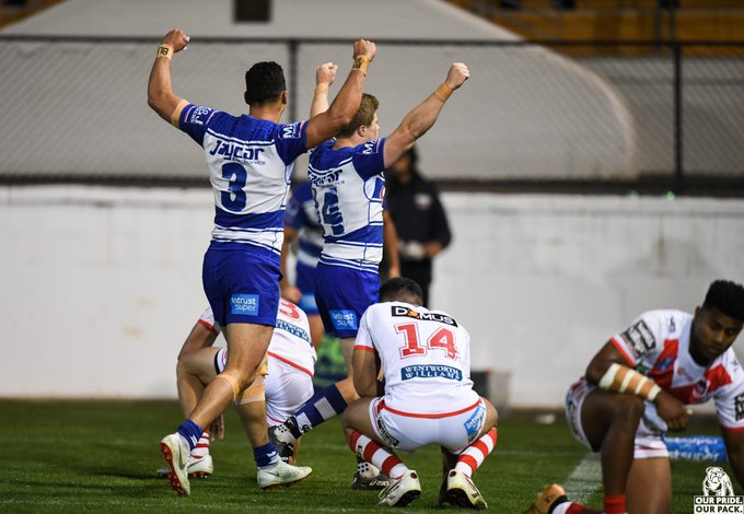 All the action from our #IntrustSuperPremiership win yesterday at Leichhardt Oval. 📷 GALLERY- #proudtobeabulldog Photo