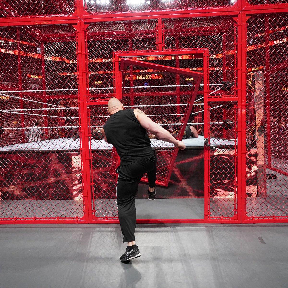 I'm in the @BrockLesnar Business!  @WWE #HIAC #YourHumbleAdvocate