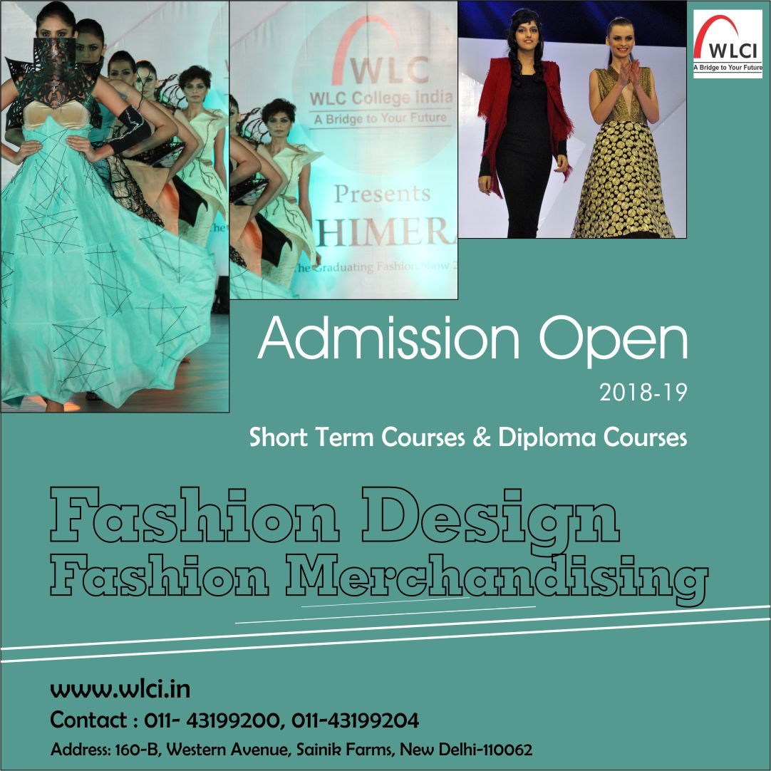Short Term Courses Of Fashion Designing In Delhi School Style