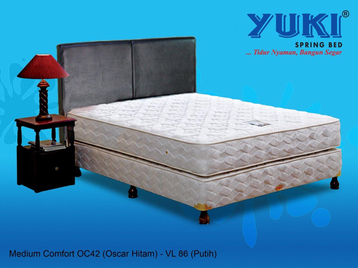 Yuki Springbed Pusat Pusatyuki Twitter Matras Premium Yukispringbed Kasur Yukipic Pa5ndhapim