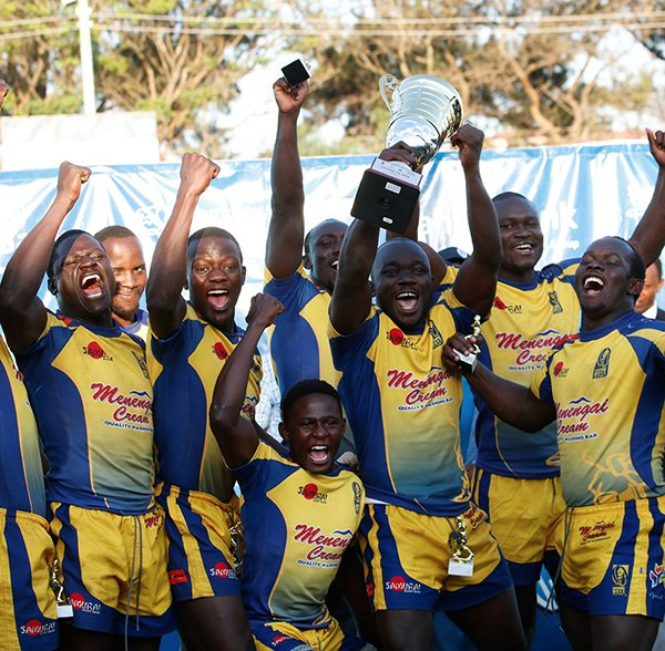 test Twitter Media - @HomeboyzRugby crowned series champions yesterday at the Christie Sevens Cup Final in Nairobi beating hosts Kenya Harlequins 24-19! #WinnersWearSamurai #SamuraiFamily https://t.co/po26oNLnhq