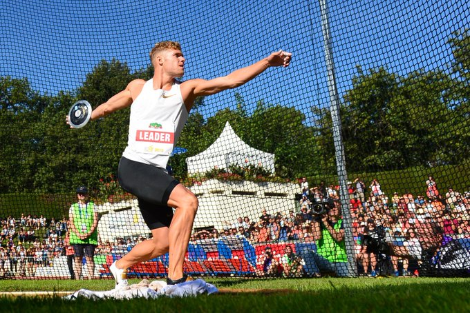 Kevin Mayer : ses performances comparées aux records dans chaque discipline > Photo