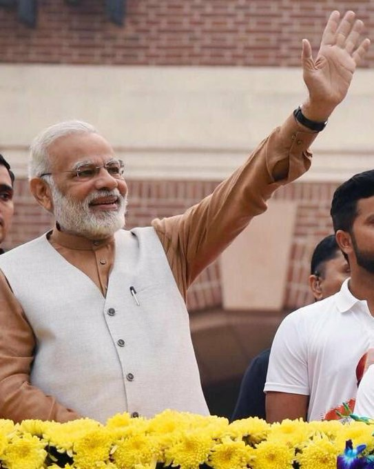 Happy Birthday to our honourable Prime Minister Narendra Modi Sir