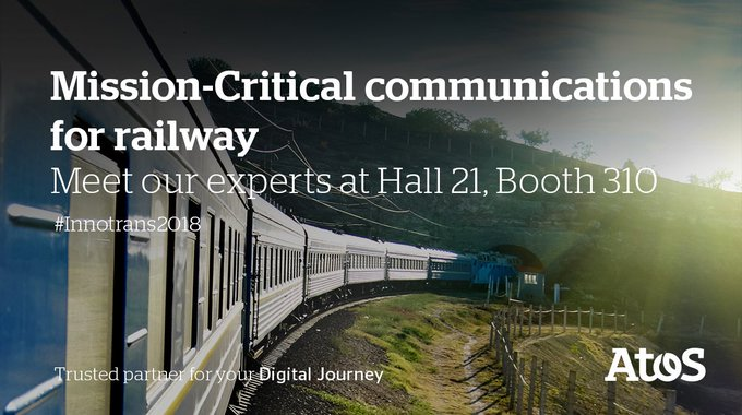 From specialized dispatching to turnkey #communication. Meet our experts at booth...