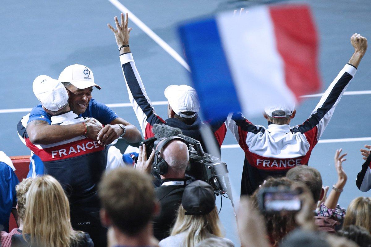 On http://livetostream.fr - La France en finale ! Retour sur la qualification  https://t.co/0AkNohhby9 #CoupeDavis #FRAESP  - FestivalFocus