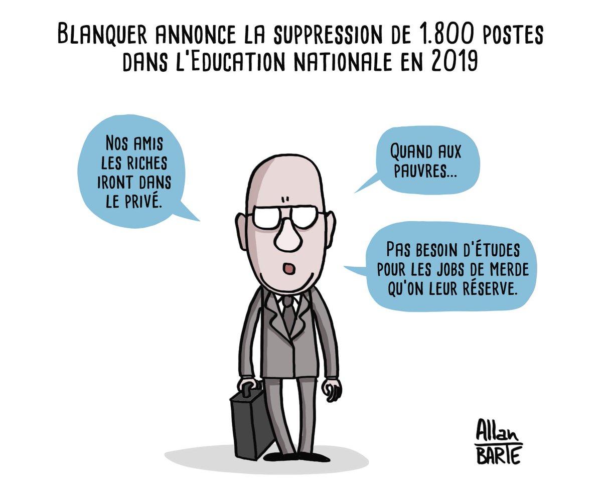Blanquer annonce aux stylos rouges une augmentation du salaire des profs - Page 9 DnSTfusXoAA9Vqm
