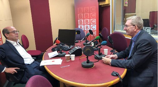 CATCH UP >> Political Thinking with @bbcnickrobinson >> Heres @LenMcCluskey on the dangers of the #GigEconomy, his enduring love of poetry, why @UKLabour speaks for millions and why #TradeUnions are relevant in todays world of work bbc.co.uk/programmes/p06…