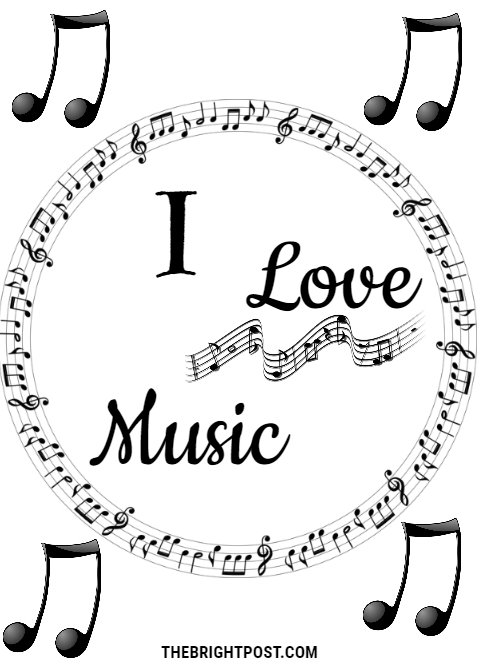 Thebrightpost On Twitter I Love Music Status I Love
