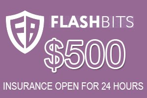 Image for FLASH BITS Insurance OPEN!