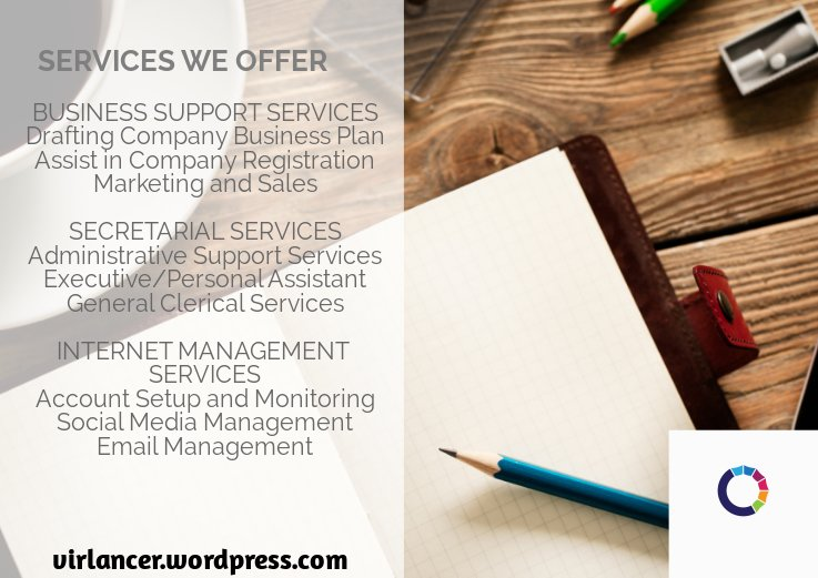 WE ARE HERE TO ASSIST YOU. TALK TO US NOW!!  http://www. virlancer.wordpress.com/contact  &nbsp;    #Virlancer #Freelance #BusinessSetup #VirtualAssistant #Ghana #NGOs #Partnership<br>http://pic.twitter.com/td0iUZd4Aw