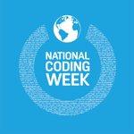 #NationalCodingWeek Twitter Photo