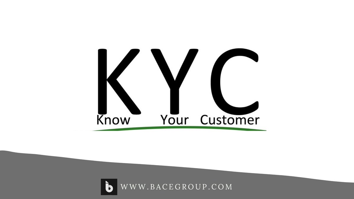 What you must know about KYC :  https:// medium.com/@bacehq/what-y ou-must-know-about-kyc-55d29be560ae &nbsp; …  #Identity #bacegroup #mestpower #AI #facialrecognition #KYC #customer #fintech #security #technology #Software<br>http://pic.twitter.com/9hdp5LZpem