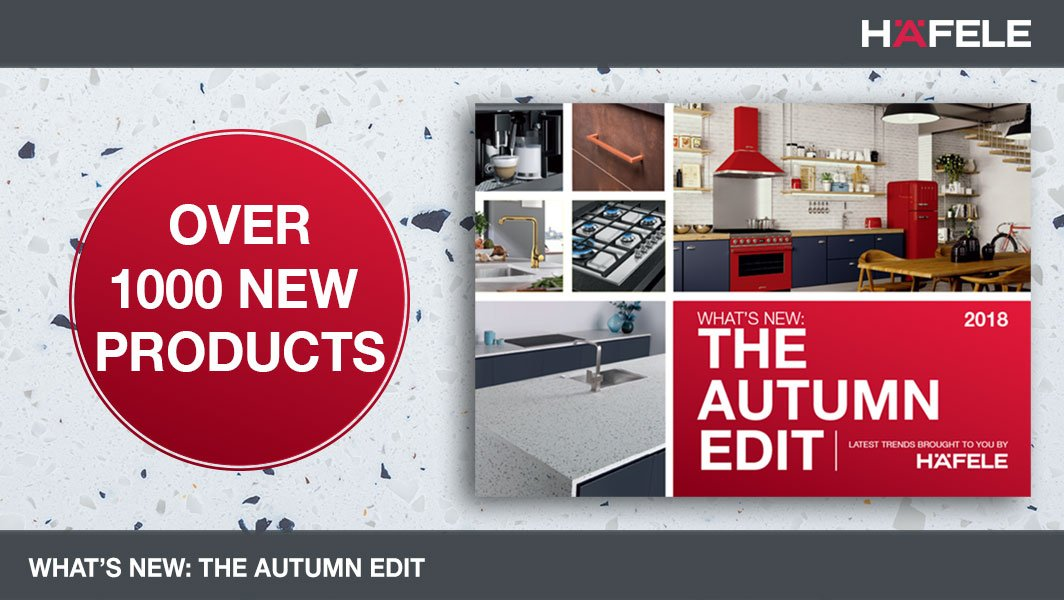 717fa2b5 ... the latest products from Häfele to keep your projects up to date with  each trend. Get your copy and the additional Product Update now ...