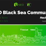 Image for the Tweet beginning: The first ever $NEO Community