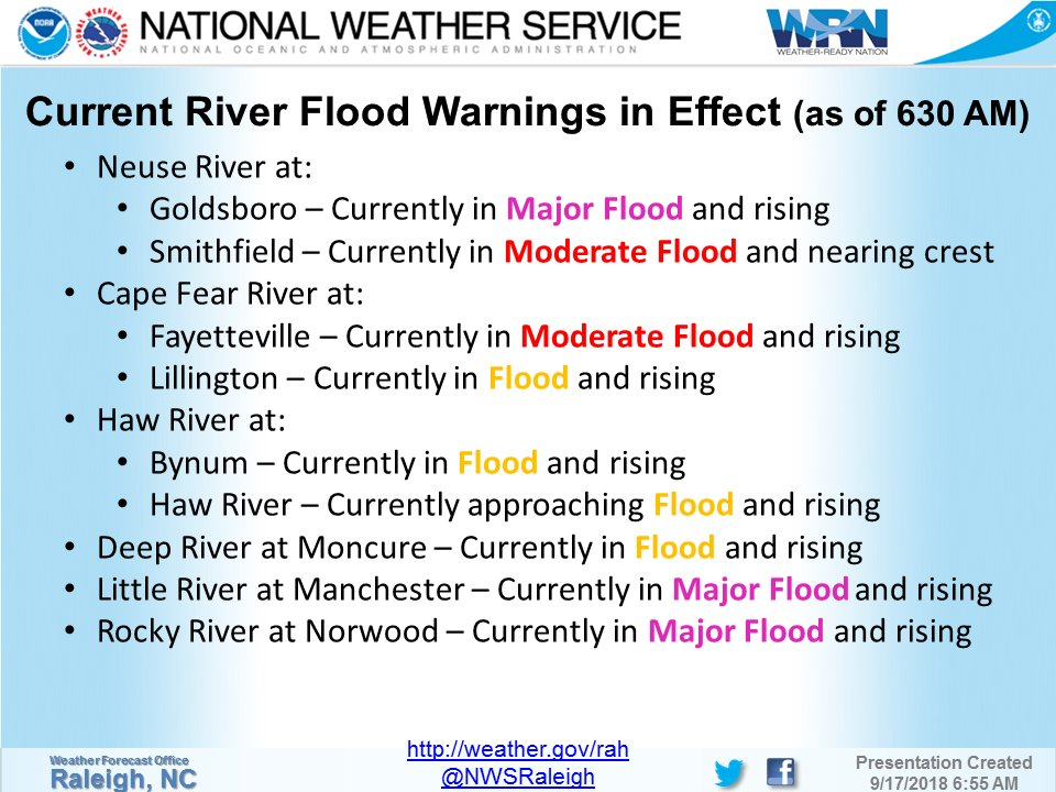 NWS Raleigh on Twitter: