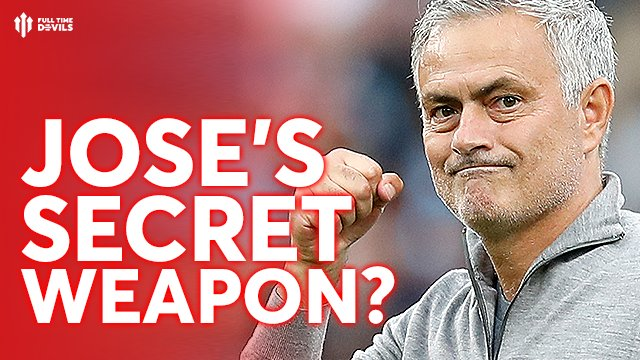 Who is Jose Mourinhos secret weapon? - Press conference reaction - Best of the Fancams - Your United on YouTube reviews! WATCH -> youtube.com/watch?v=xv8gpi… #MUFC