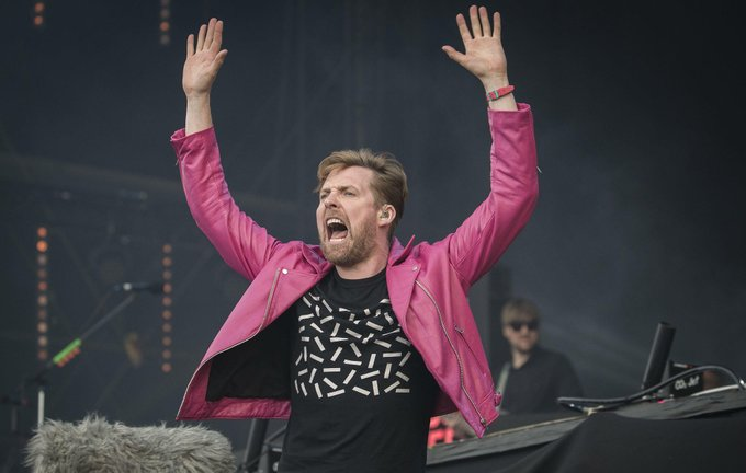 OHHHHH-OHHHHHHHHHH-OHHHHHHHHHHHHHHH: Kaiser Chiefs confirm new album and announce mammoth UK tour Foto