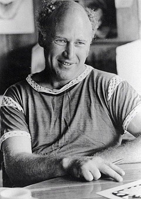 Happy Birthday Ken Kesey! Born September 17 1935.