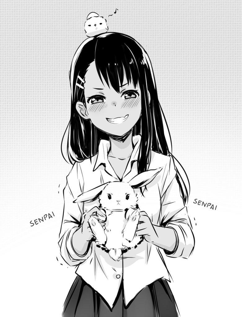 Cute Nagatoro-san