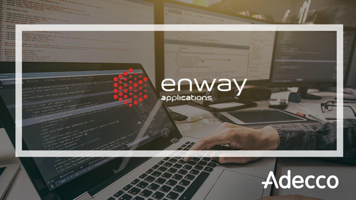 Appassionati di #tecnologia? Candidatevi per lavorare in Enway, azienda leader nel settore delle #infrastrutture IT: http://adec.co/fsWDzF #LavoroConAdecco #webdeveloper  - Ukustom