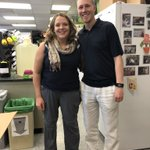 Welcoming Fabien Schultz @fab_ethnopharm to #QuaveLab! I 1st met Fabien at a @pharmacognosy meeting and was impressed w/ his ethnobotanical research in #Uganda! He's joining us at #Emory as a predoctoral @FulbrightPrgrm scholar for next 5 months!