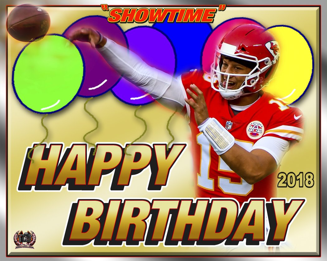 Kansas City Chiefs On Twitter Happy Birthday