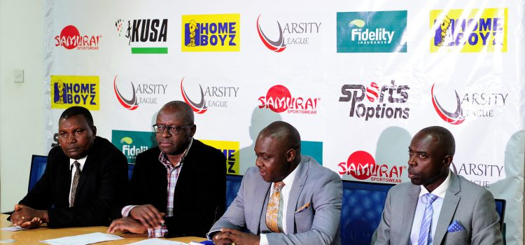 test Twitter Media - The Kenya University Sports Association Varsity League was launched earlier today. Taking place over a five-week period from 29th September to 27th October, it will feature sides from eight Kenyan universities! Read more here>>https://t.co/nQodVjSBT1 https://t.co/bAguRTdq7R
