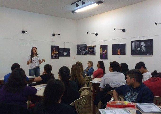 Por CUARTO año consecutivo renovamos el compromiso educativo en la ciudad de Arroyo Foto